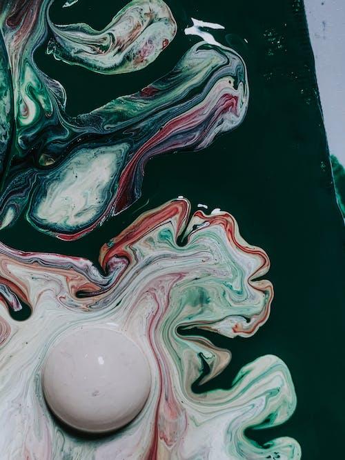 Darmowe zdjęcie z galerii z abstrakcyjny, bałagan, bańka