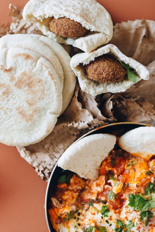Free stock photo of african, appetizer, arab food
