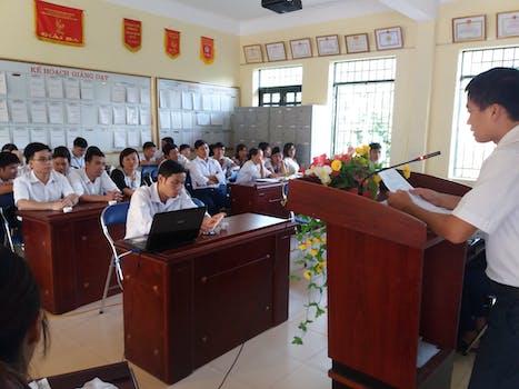 Hội nghị cán bộ, công chức, viên chức trường THPT Chà Cang năm học 2017 - 2018
