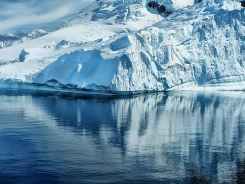 Gratis lagerfoto af gletsjer, is, sne