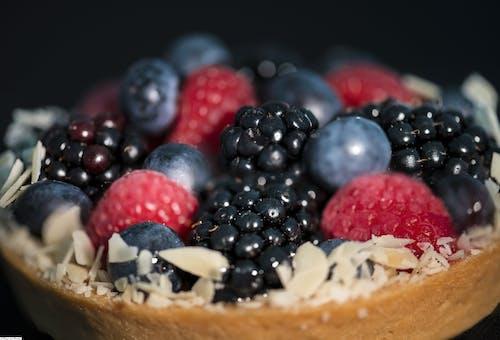 Gratis lagerfoto af bær, frugt, kage, mad