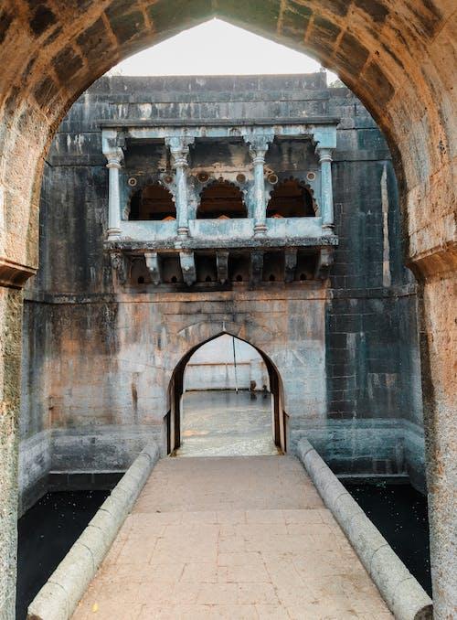 Gratis arkivbilde med antikk, arkitektur, bro, bue