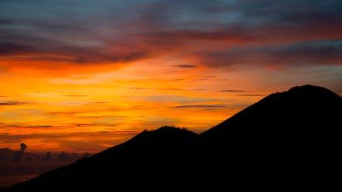Ingyenes stockfotó alkonyat, domb, ég, este témában