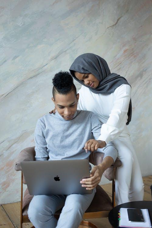คลังภาพถ่ายฟรี ของ wi-fi, การติดต่อ, การศึกษา