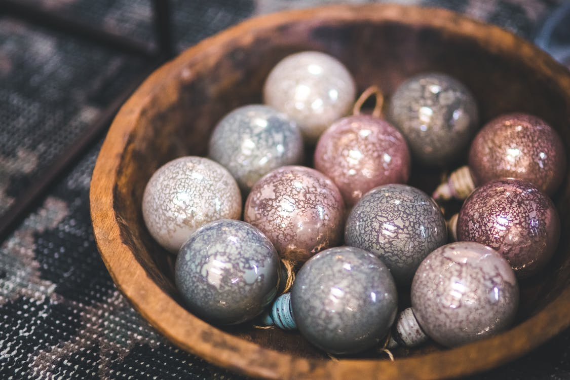 Christmas Glass Balls