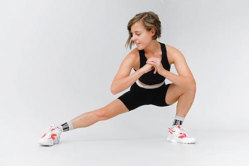 Kostenloses Stock Foto zu aktionsenergie, aktiv, athlet, bullig