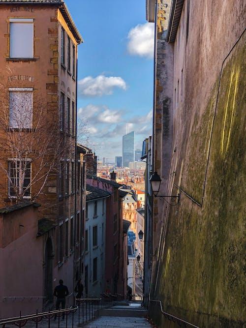 Free stock photo of alps, city, city travel