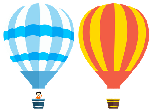 Free stock photo of adventure, balloons, balloons vector, flying