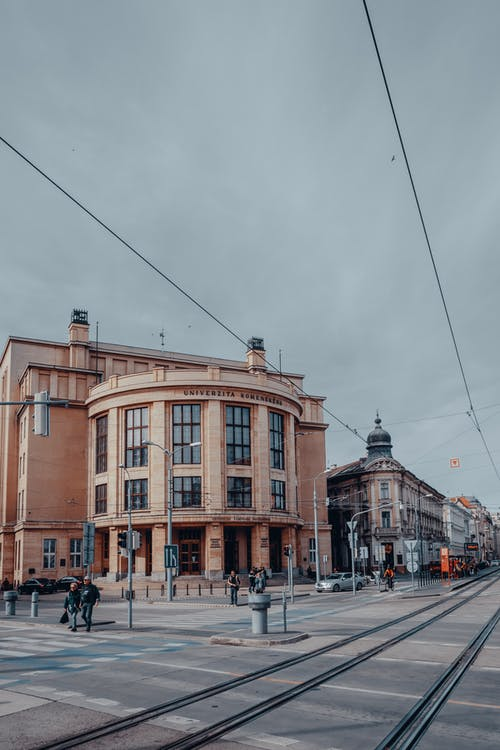 Free stock photo of architecture, building, cable car