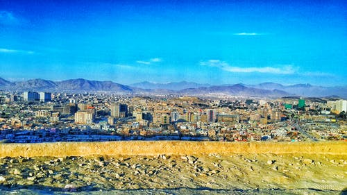 Free stock photo of afghanistan, cityview, Kabul