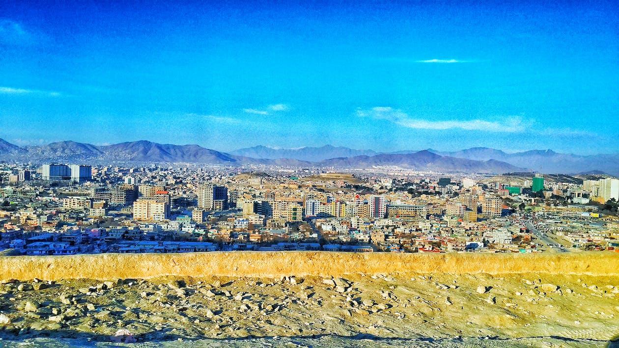 afghanistan, cityview, Kabul