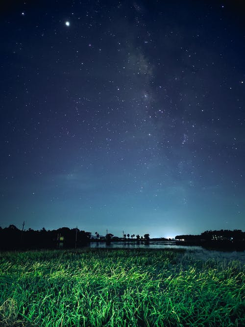 Free stock photo of beauty in nature, beauty of nature, milkyway