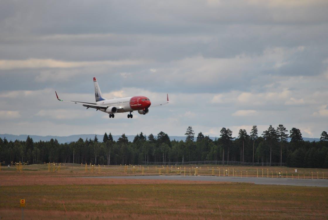 Free stock photo of aeroplane, airline, airplane