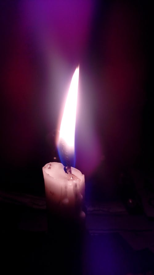 Free stock photo of candle, candlelight, flame