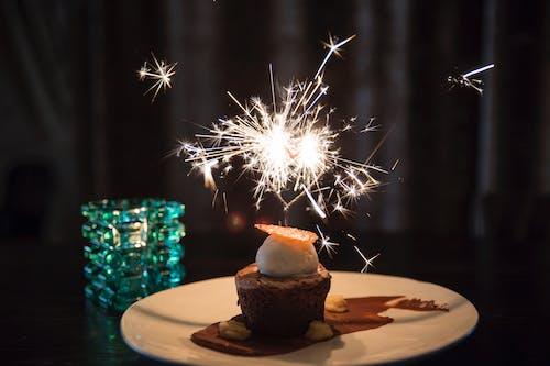 생일 케이크의 무료 스톡 사진