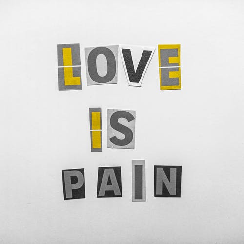 Love is Pain Text