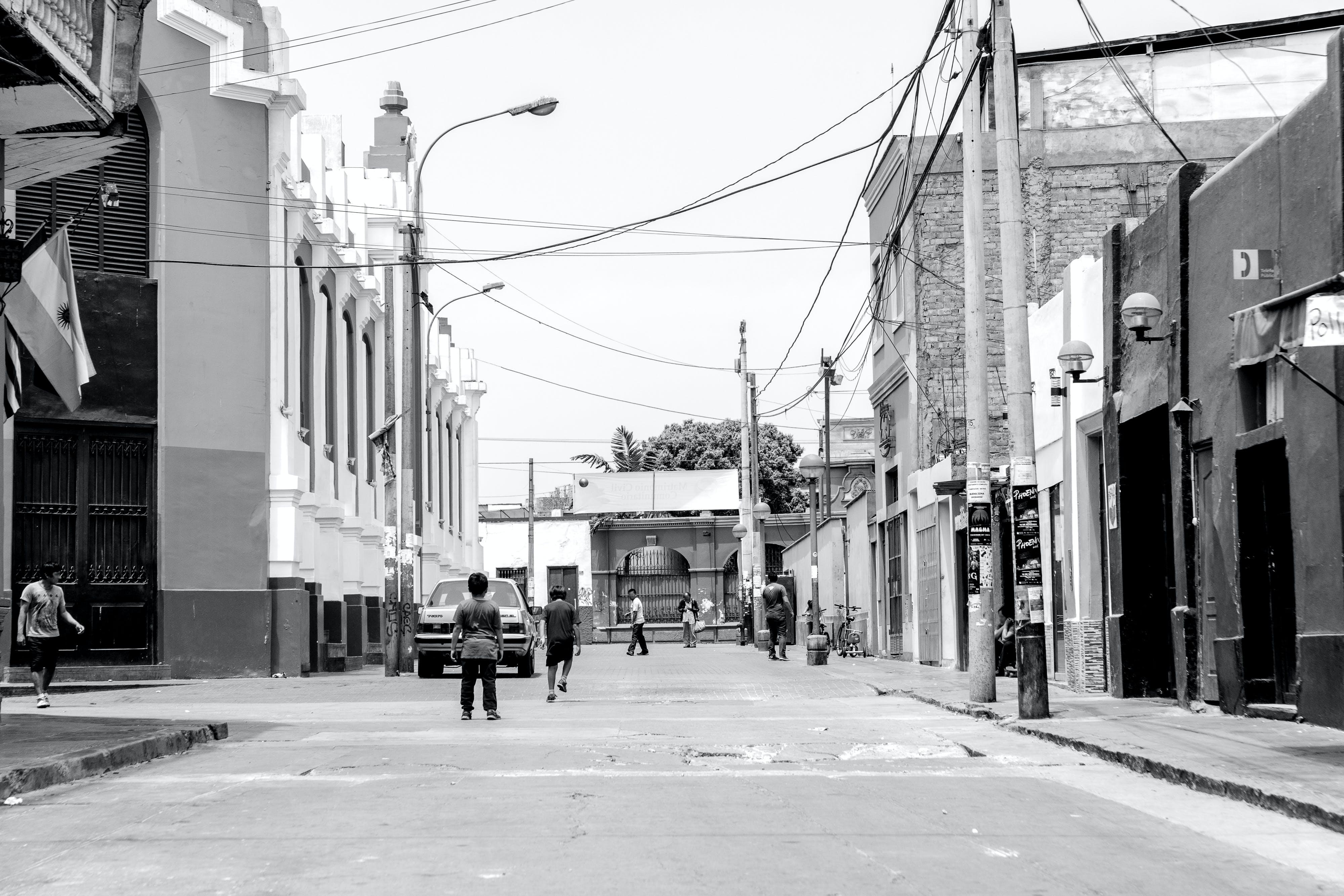Free stock photo of city, hdr, neighborhood, no people