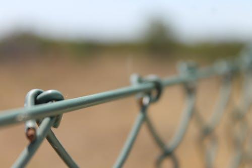Free stock photo of detail, fence, macro, macro photo