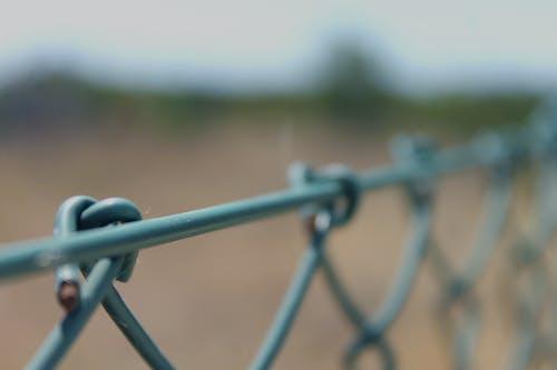 Free stock photo of detail, fence, macro, nature