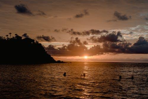 Gratis arkivbilde med daggry, hav, havkyst, innsjø