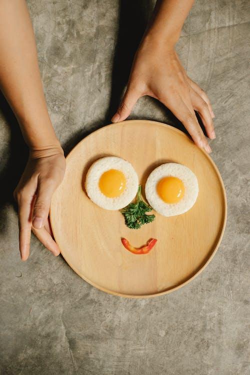 Foto profissional grátis de alimento, anônimo, apetitoso
