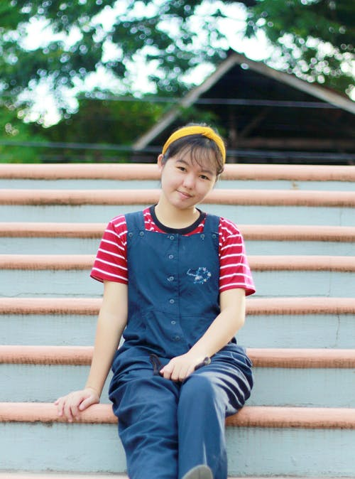Free stock photo of adolescent, Asian, asian girl, awesome
