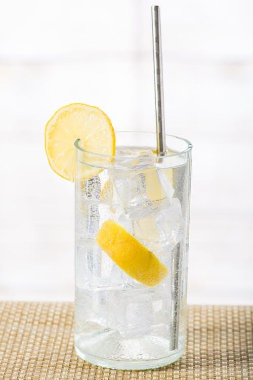 Foto profissional grátis de água, bebida, close
