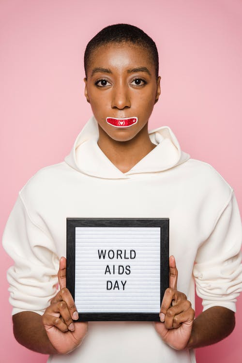 Gratis lagerfoto af afroamerikansk kvinde, bevidsthed, hjælpemidler