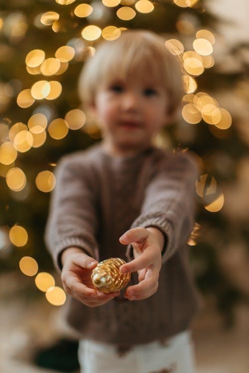 Бесплатное стоковое фото с веселье, декорации, день рождения, дети