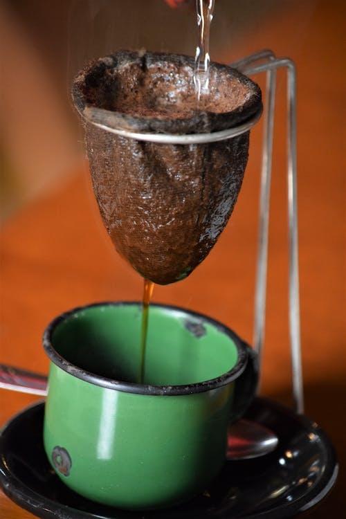 Free stock photo of amante de café, black coffee, breakfast