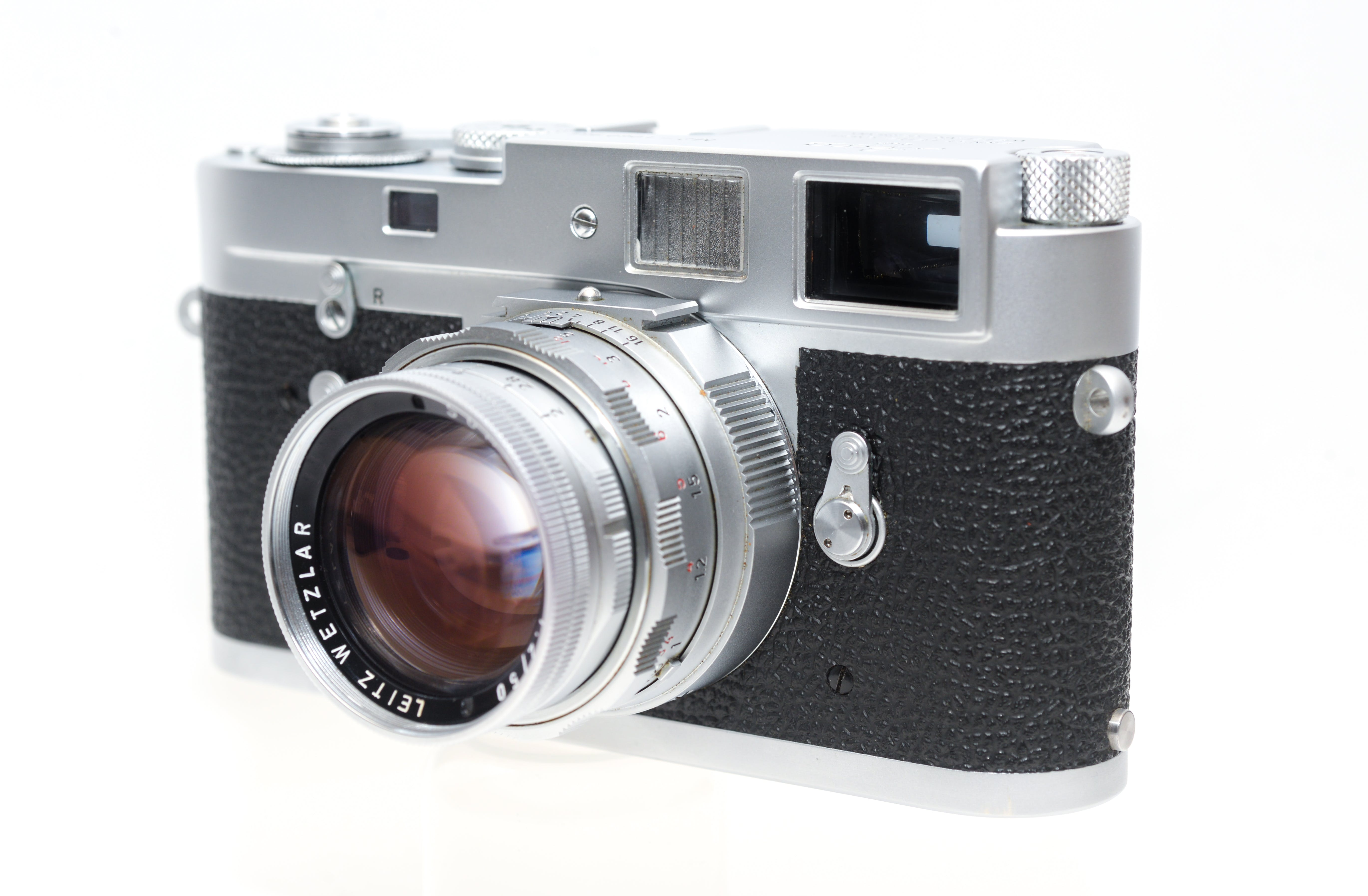 Close-up Photography of a Vintage Camera