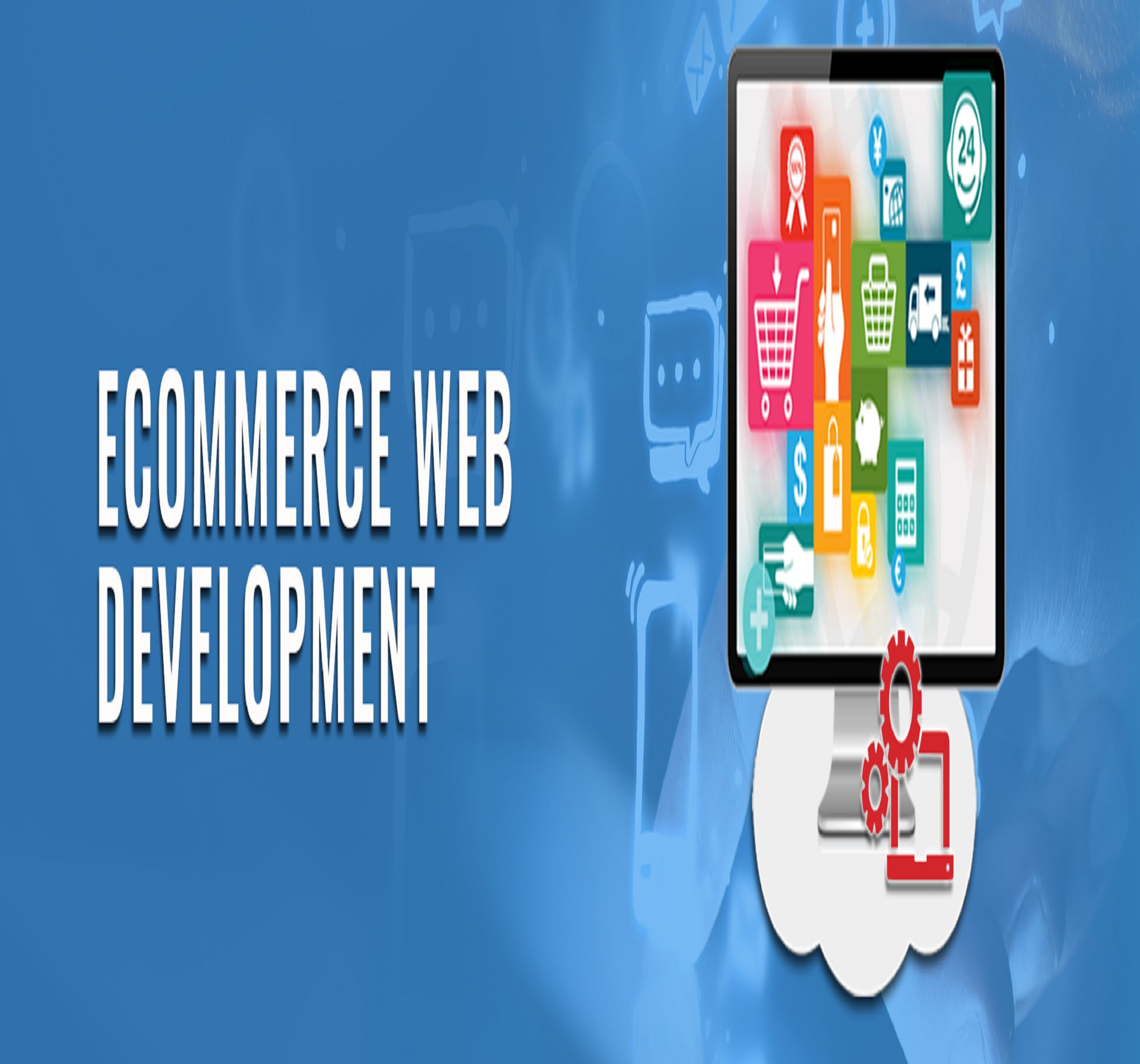 Ecommerce website development services usa