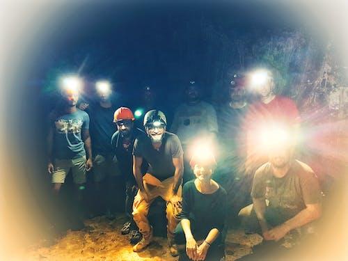 Free stock photo of caving, Lebanon