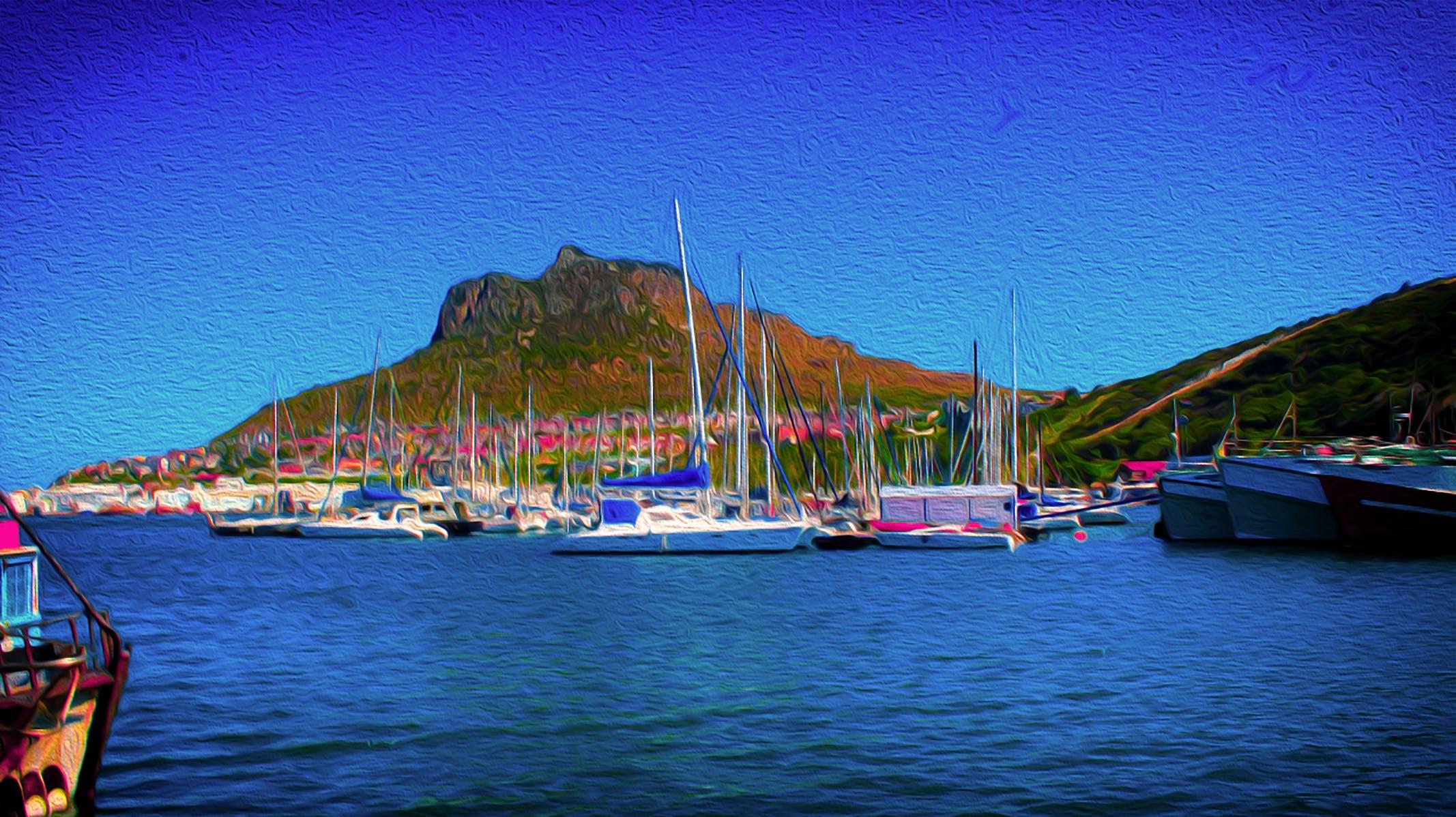 Free stock photo of art, boats, evening, evening sky