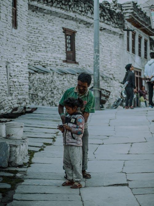 一起, 兒童, 村莊 的 免费素材图片