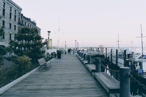 Photos gratuites de bateaux, eau, port