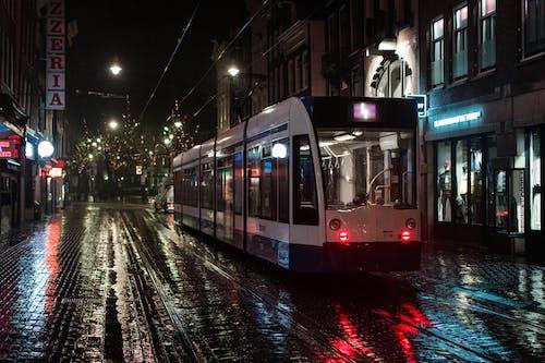 Kostenloses Stock Foto zu amsterdam, atmosphäre, beleuchtet