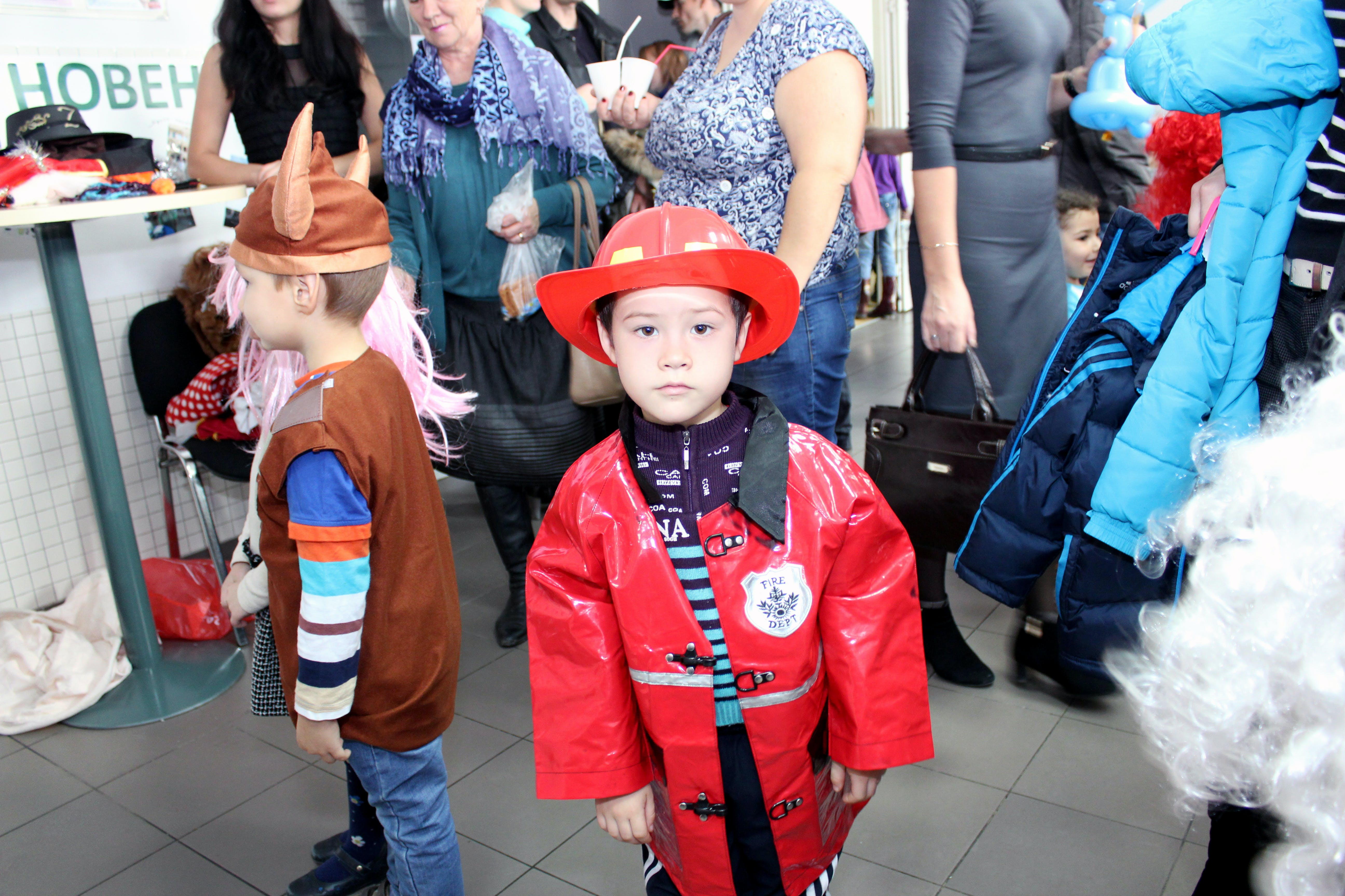 Free stock photo of children, Young fireman