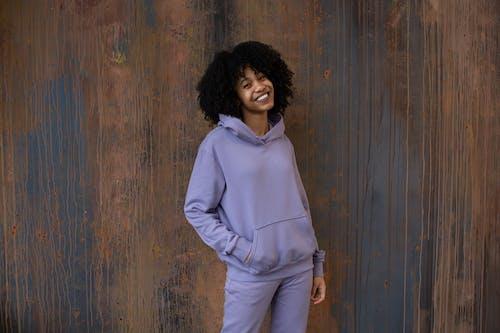 Immagine gratuita di abbigliamento, afro, allegro