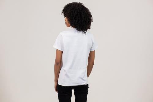 Darmowe zdjęcie z galerii z afroamerykanka, afrykański, atrakcyjny