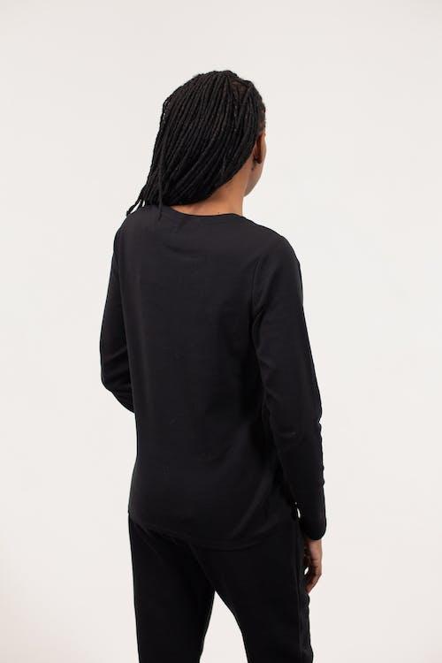 Fotobanka sbezplatnými fotkami na tému activewear, Afroameričanka, anonymný