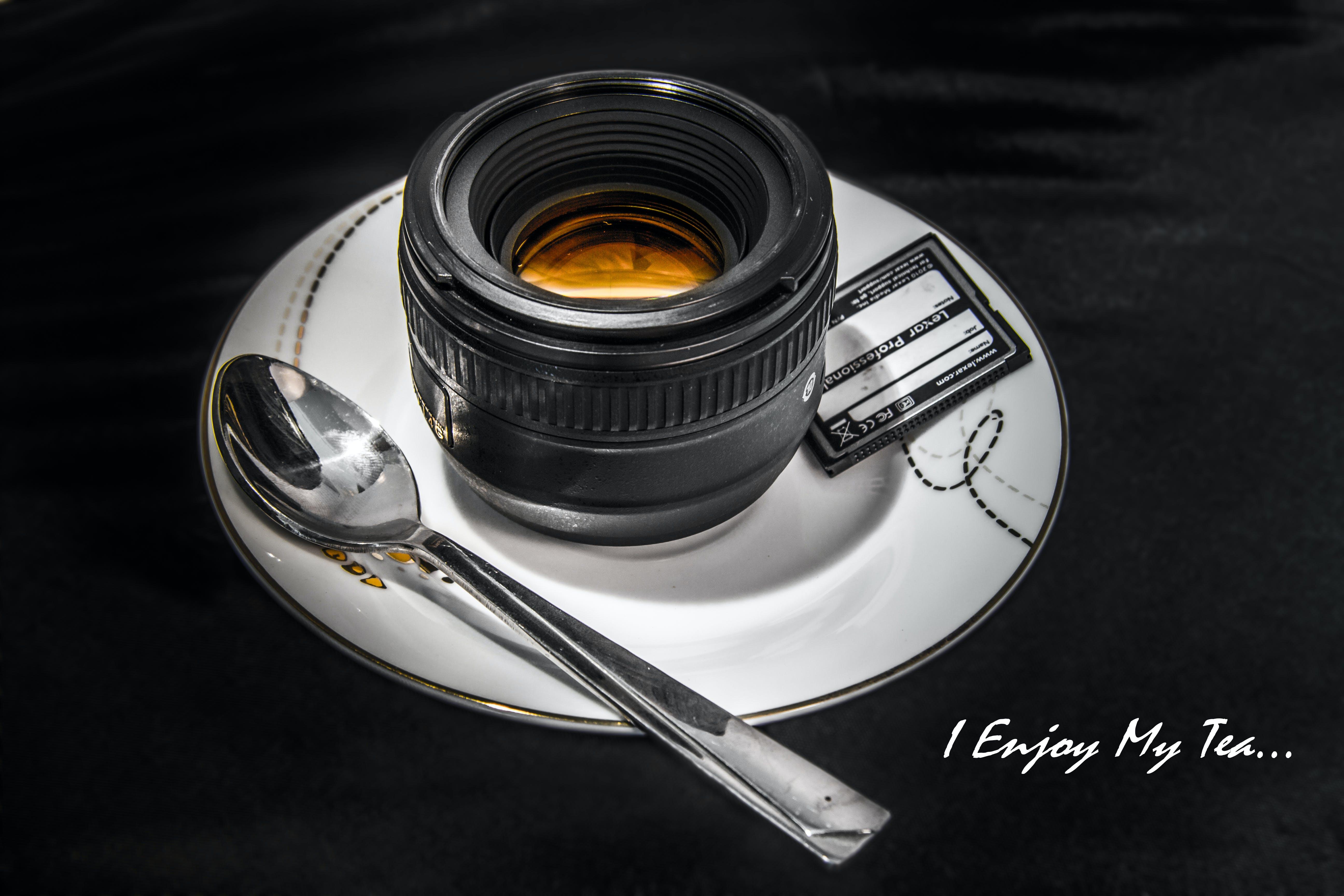 Gratis lagerfoto af kameralinse, kameraudstyr, linse, te