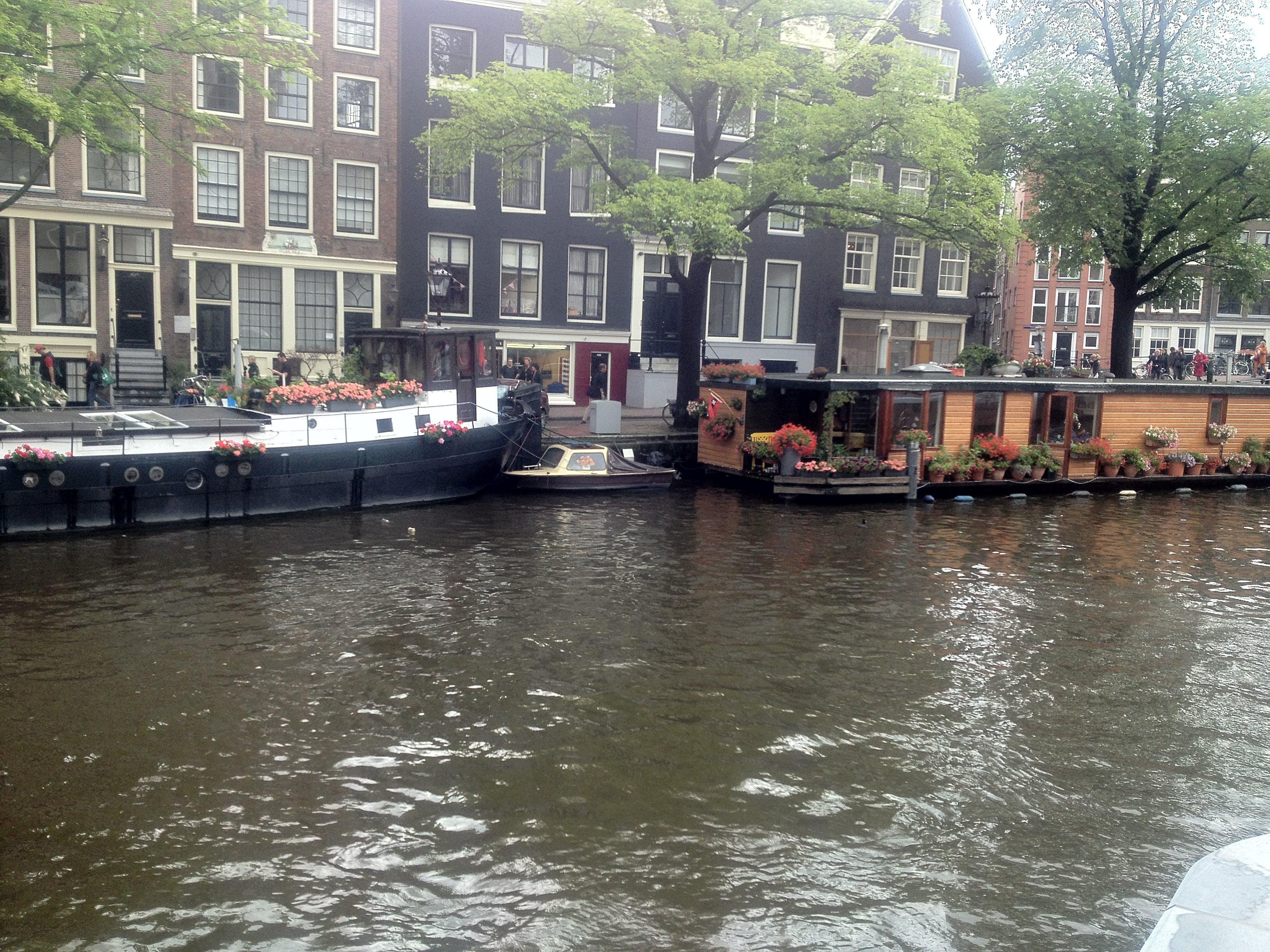 Gratis lagerfoto af kanal, kanalbåd, kanalen lever