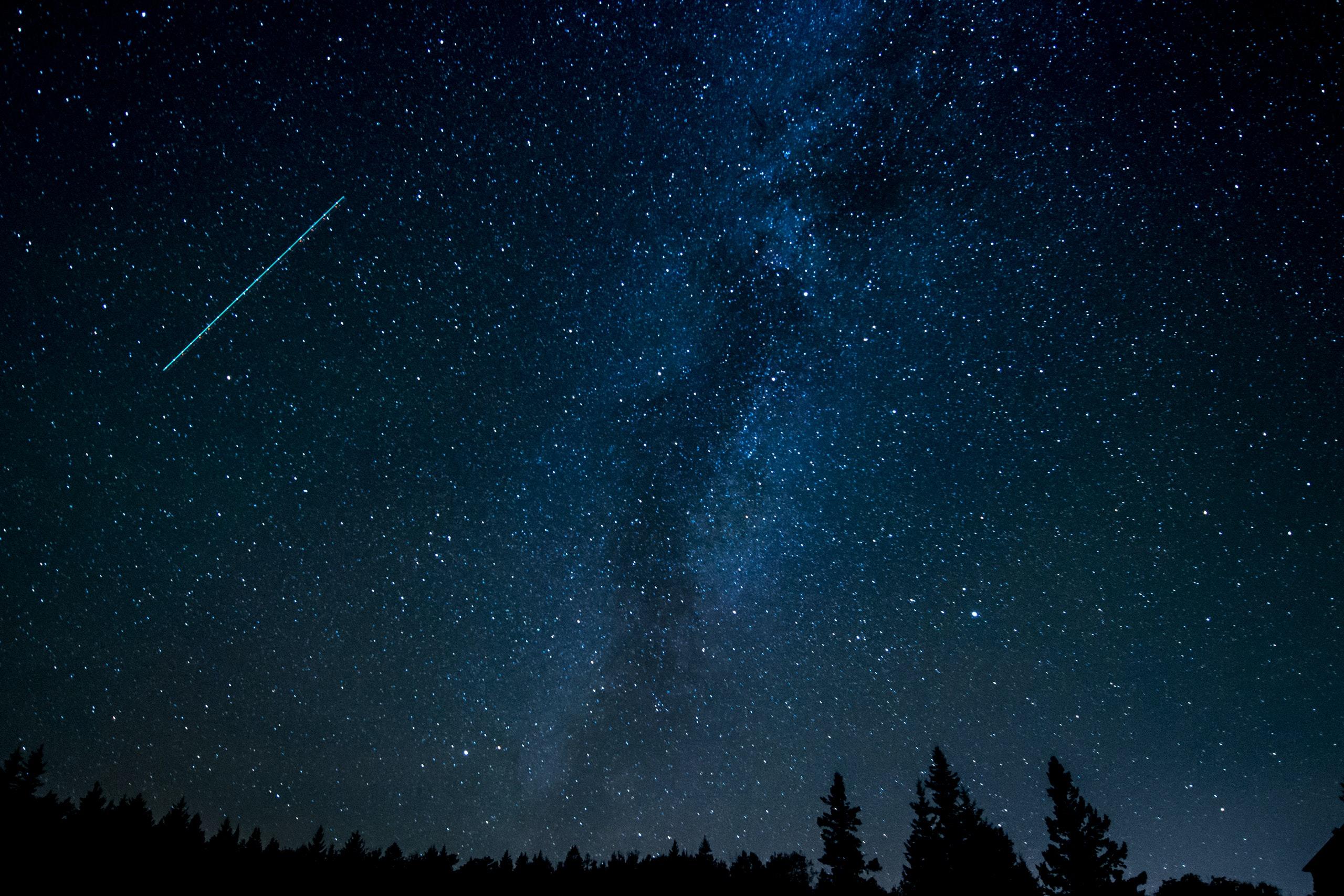 1000 Engaging Night Sky Photos Pexels Free Stock Photos