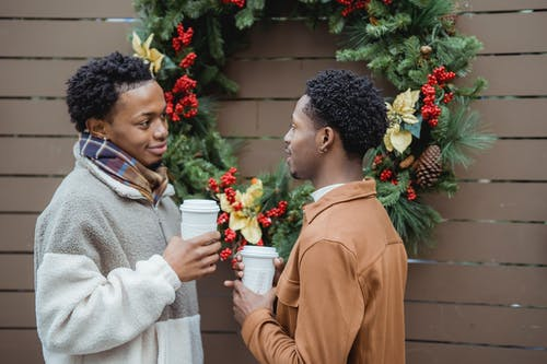 Безкоштовне стокове фото на тему «LGBTQ, афро-американських чоловіків, балакати»