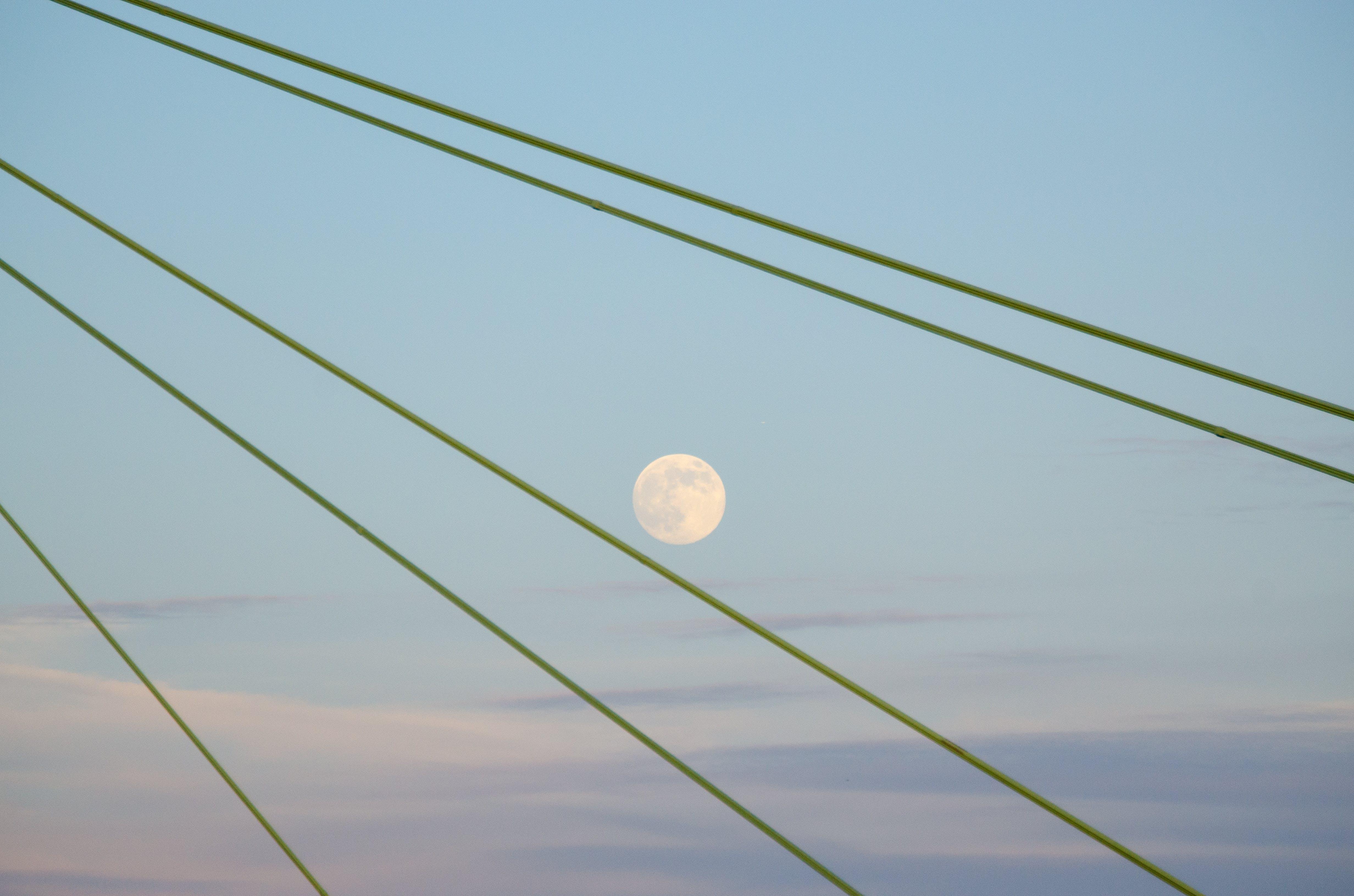 Free stock photo of blue sky, bridge, clear sky, daylight