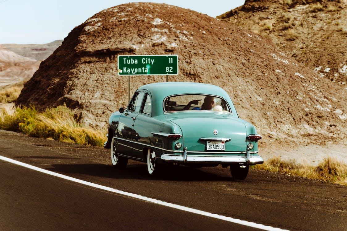 автомобиль, Аризона, асфальт