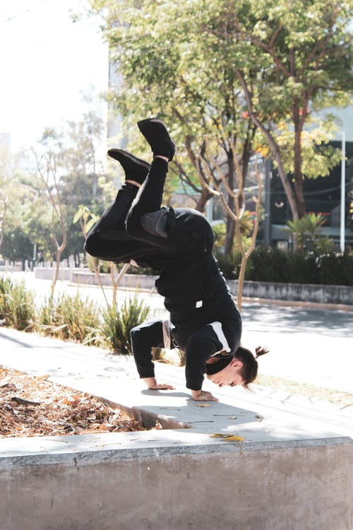Free stock photo of action, adult, balance