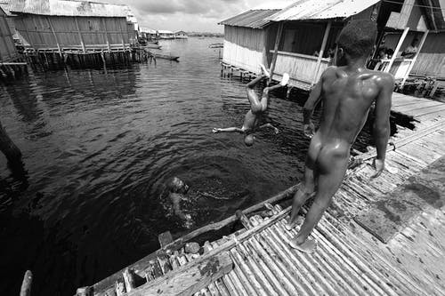 Free stock photo of africa, bnw, ghana
