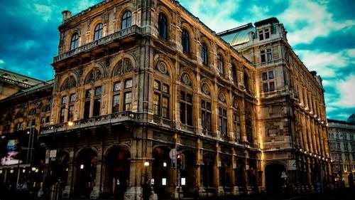 Základová fotografie zdarma na téma architektonický návrh, architektura, budova, historie